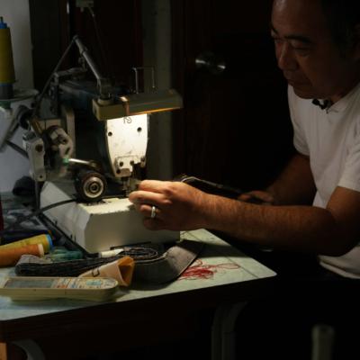YUU_KUNIYOSHI<br>/ Denim Craftsman