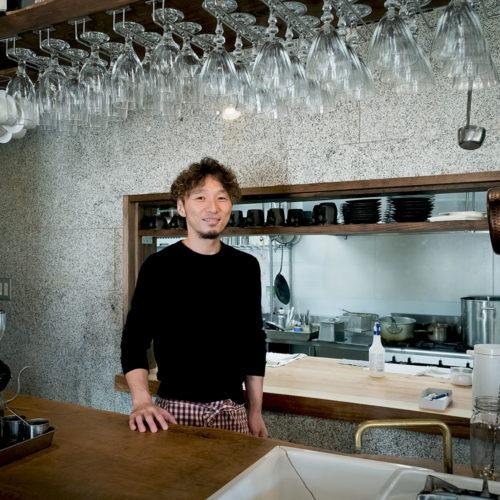 HAJIME_ISHIDA<br>/ Restaurant Owner</br>